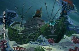 CyberDodo y el coral (1-16)