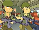 Test sobre los niños soldados