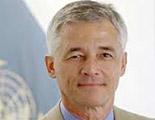 Sr. Sergio Vieira de Mello, Alto Comisionado de las Naciones Unidas para los Derechos Humanos, 2002-2003